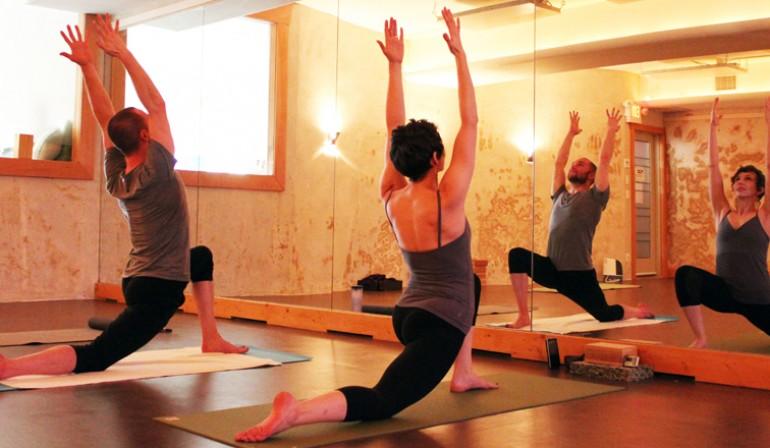 Moksha Yoga Burnaby