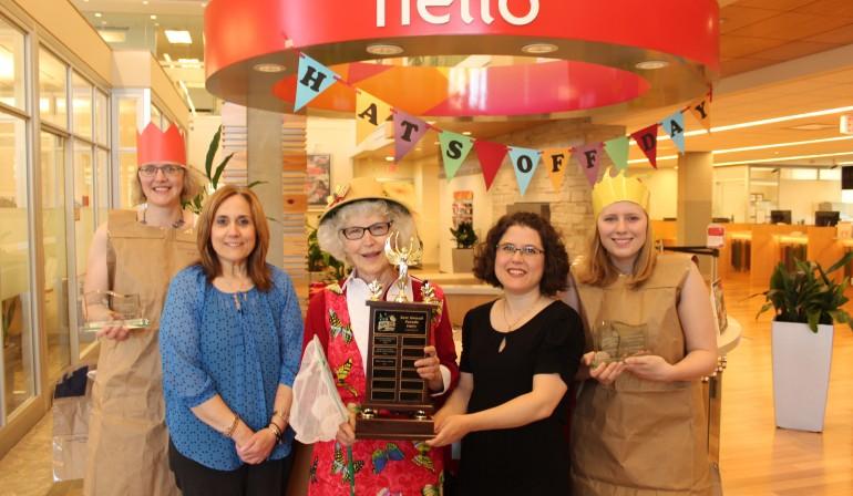 2014 Hats Off Day Award Winners