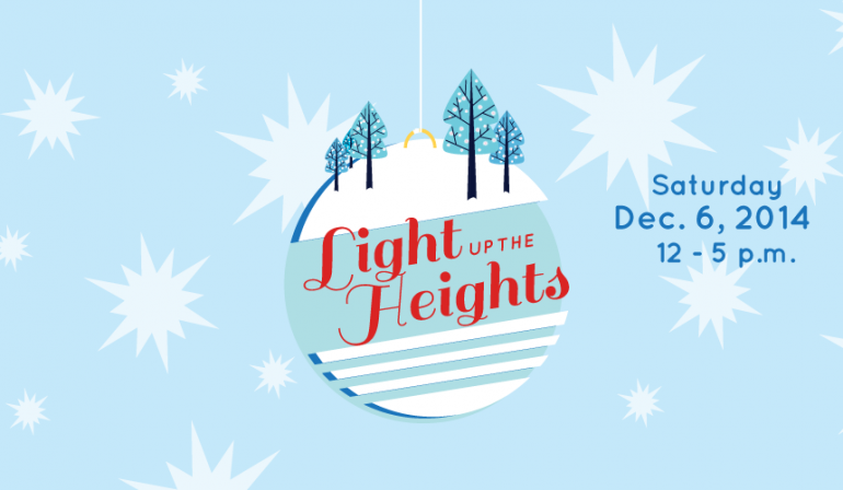 Light up the Heights 2014
