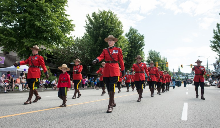 Hats Off Day Parade Rules and Guidelines