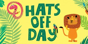 Hats Off Day Theme header