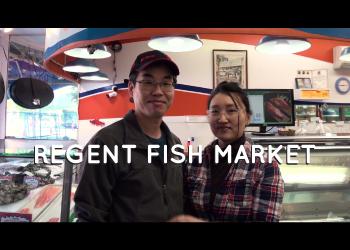 Regent Fish Market