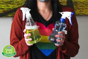 All-natural cleaning supplies
