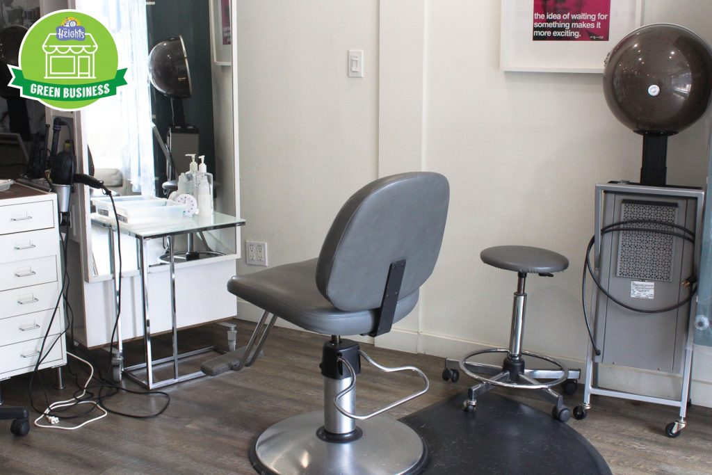 Lather Hair Lounge Green Business Spotlight