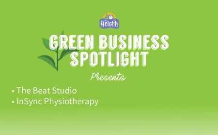 Green Business Spotlight presents The Beat Studio and InSync Physiotherapy
